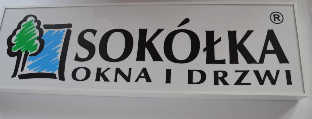 kaseton podświetlany  Sokółka
